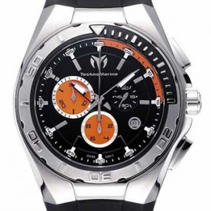 Technomarine Cruise Stainless Steel Mens Watch - 110001-dial