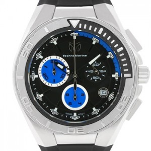 Technomarine Cruise Stainless Steel Mens Watch - 110003-dial