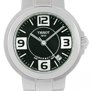 Tissot Classic Stainless Steel Ladies Watch - T31.1.189.52-dial