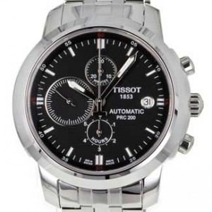 Tissot T Sport Stainless Steel Mens Watch - T0144271105100-dial