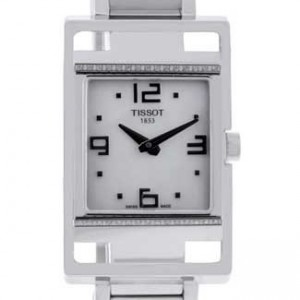 Tissot T-Trend Stainless Steel Ladies Watch - T0323091111701-dial
