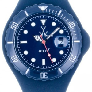 Toy Watch Jelly Plastic Unisex Watch - JTB19DB-dial