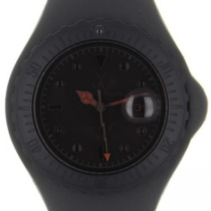 Toy Watch Jelly Plastic Unisex Watch - JYA04BK-dial