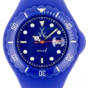 Toy Watch Jelly Plastermic Unisex Watch - JTB07BL-dial