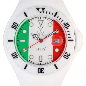 Toy Watch World Cup Plastic Mens Watch - JYF01IT-dial