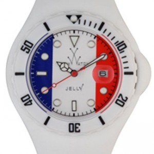 Toy Watch World Cup Plastic Mens Watch - JYF02FR-dial