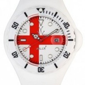 Toy Watch World Cup Plastic Mens Watch - JYF03EN-dial