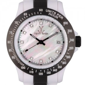 Toy Watch Heavy Metal Ceramic Unisex Watch - HM13WHGU-dial