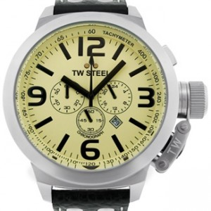 TW Steel Canteen Stainless Steel Mens Watch - TW3-dial