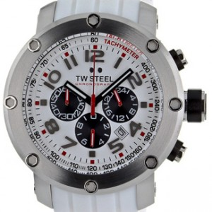 TW Steel Grandeur Stainless Steel Mens Watch - TW122-dial